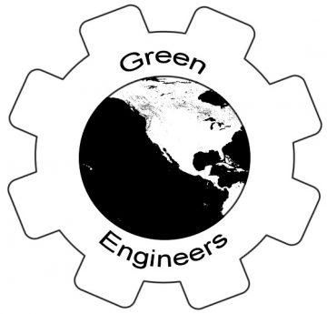 The Green Engineers Logo